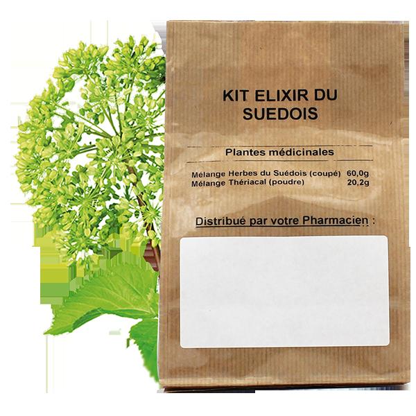 Kit Elixir du suédois